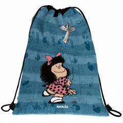Saco Plano Cuerdas Mafalda