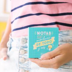 Bloc De Notas Mr. Wonderful - Notas y Notas Adhesivas