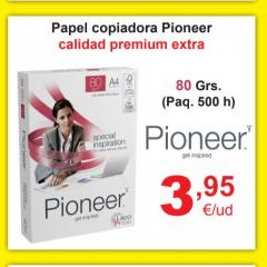 Papel Copiadora Pioneer