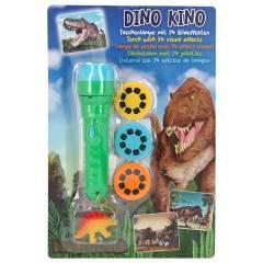 Linterna Proyector Dino World
