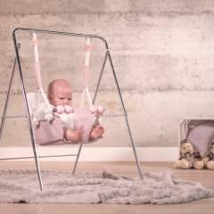 Columpio Para Muñecos Bebelux