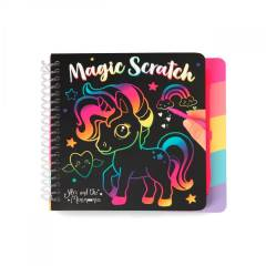 Cuaderno Magic-Scratch Para Rascar