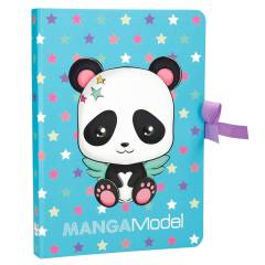 Carpeta de Notas to Go MANGAModel Panda