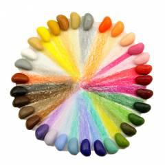 Crayon Rocks