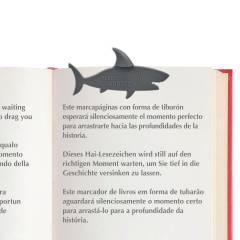 Marcapáginas Tiburón