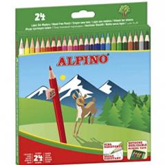 Lápices Colores Alpino