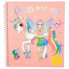 Cuaderno de pegatinas Ylvi & The Minimoomis