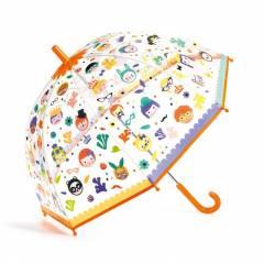 Paraguas Djeco - Cambia De Color