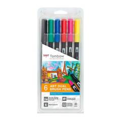 Rotuladores Lettering y Caligrafía - Tombow DUAL BRUSH