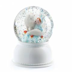 Lámpara/Bola de nieve