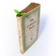 Punto De Libro Hojas