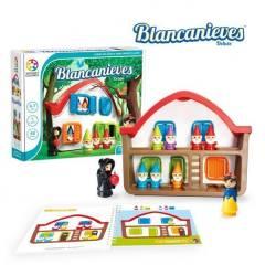 Juego de Lógica para Preescolares Blancanieves