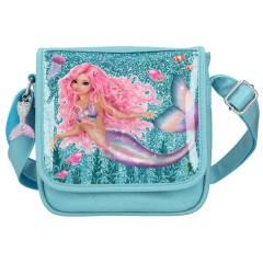 Bolso TOPModel - Colección Sirena Azul Purpurina