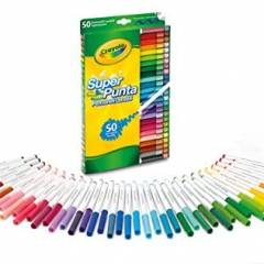 Rotuladores Super Punta - Super Tips Crayola