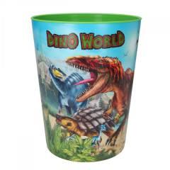 Papelera Dino World