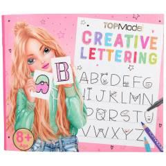 Cuaderno de Lettering TOPModel