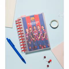 Agenda Escolar 2020/2021 FC Barcelona