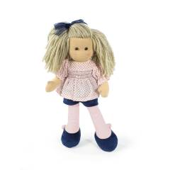 Muñeca de Trapo La Nina