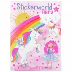 Cuaderno de Pegatinas Princess Mimi