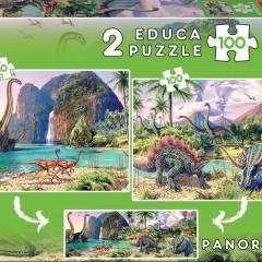 Puzzle EDUCA - 2x100