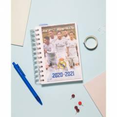 Agenda Escolar 2020/2021 Real Madrid