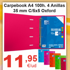 Carpebook Oxford