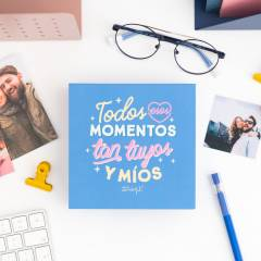 Álbum De Fotos Mr. Wonderful (Con Caja)