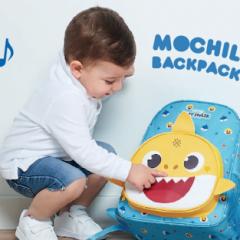 Mochila Baby Shark